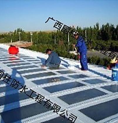彩钢板屋面防水施工