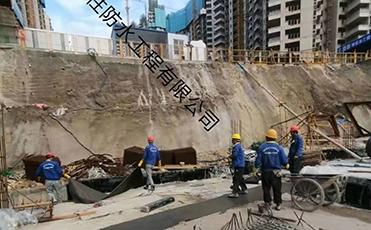 桂林地下室防水工程