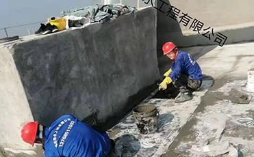 高空外墙防水施工