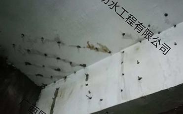 桂林高压灌浆堵漏施工