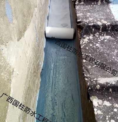 彩钢板屋面防水工程现场